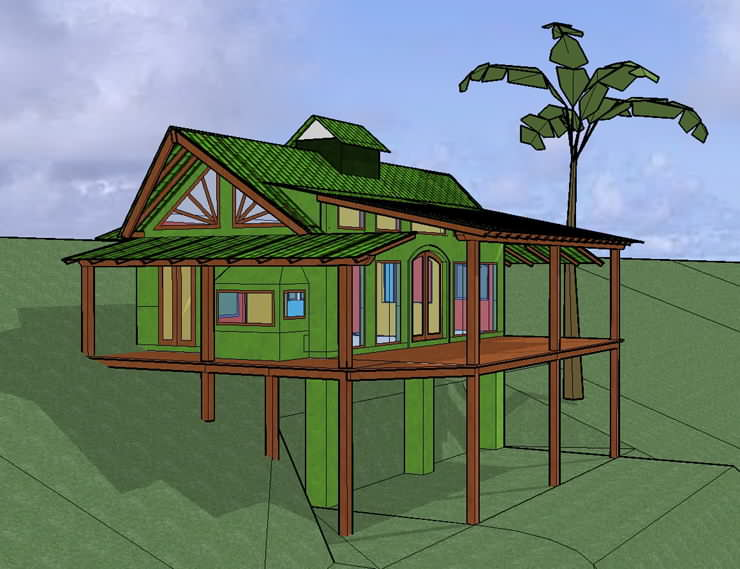 Tropical Eco Homes Joy Studio Design Gallery Best Design